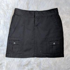 ♥️Caslon Mini Cargo Skirt